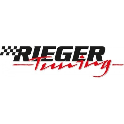 Rieger Tuning Bodykits, Spoilers, Diffusers & Lips